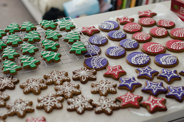 Christmas gingerbread-2