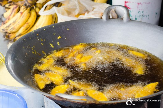 frying goreng pisang