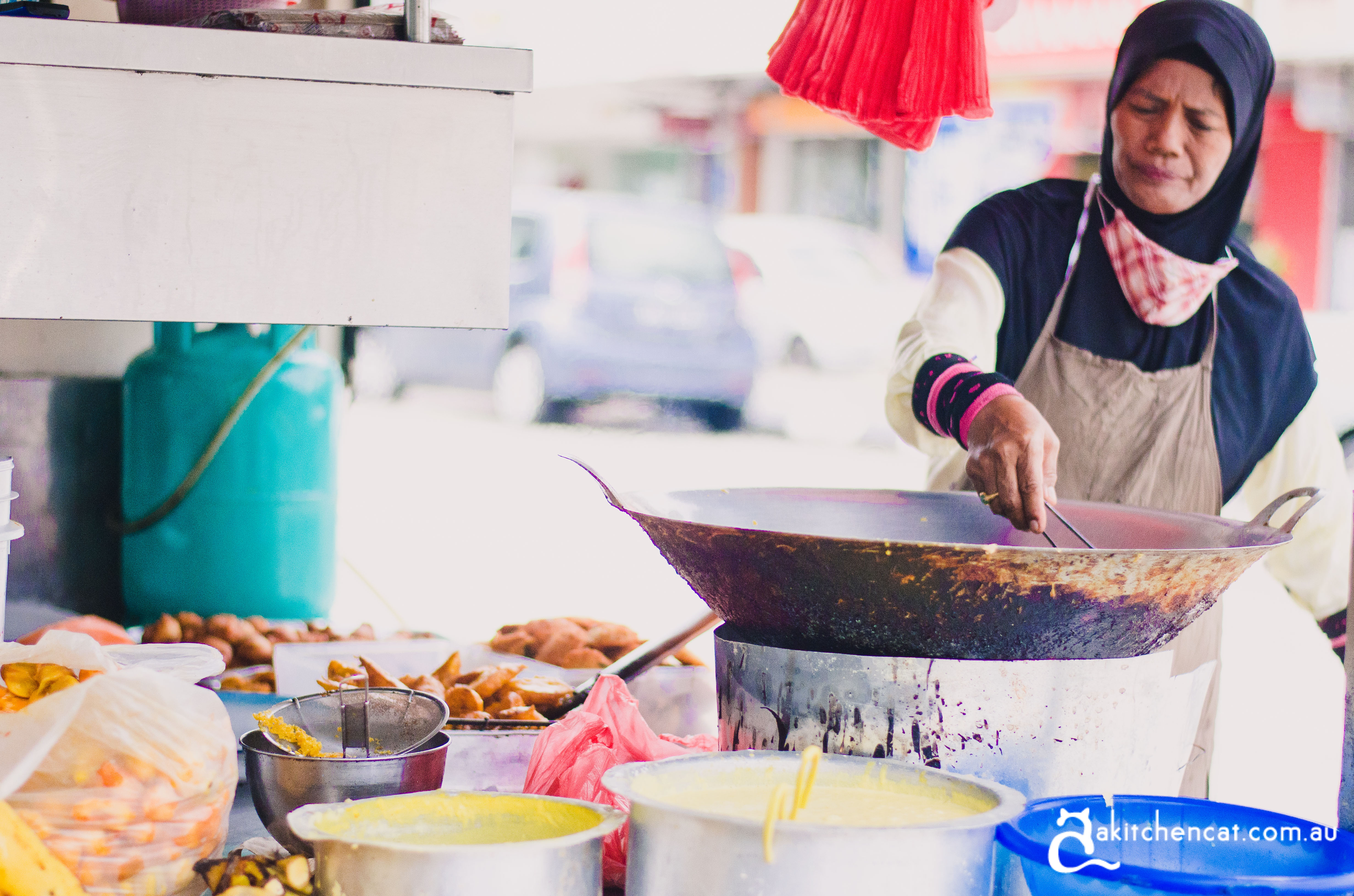 KL street food: a quick look around TTDI | A Kitchen Cat