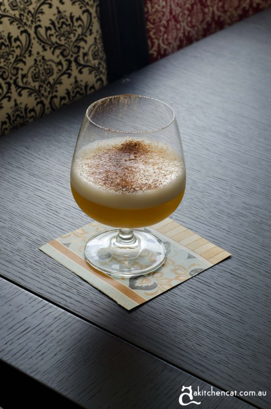 sour of monte pisco
