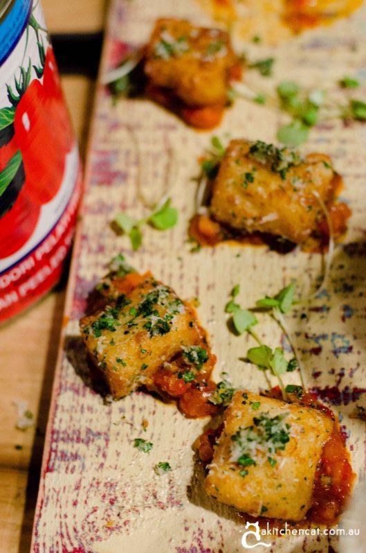 fried gnocchi
